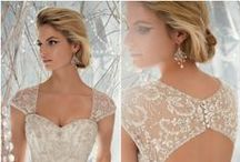 Wedding Dresses / by It's Your Party! Events and Weddings