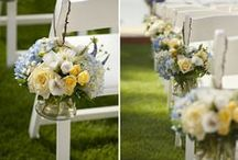 Ceremony Decor / by It's Your Party! Events and Weddings