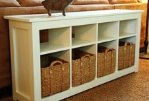DIY: Furniture Inspiration  / by JanieRebecca