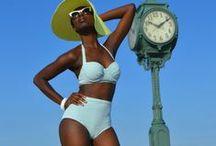 Bikini Swimsuit - Solid / by marfa