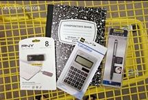 DG Back to School / Save on all your back to school/back to campus needs with Dollar General. #DGB2S  / by Dollar General