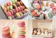 Macarons - French / Not to be confused with macaroons  / by Jean Martin