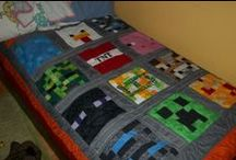Minecraft Quilts / by Heather Banks