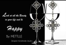 Classic Christmas Gift's  / Great Gifts are THOUGHTFUL not EXPENSIVE. Here are some Christmas gift ideas which may help you out: By : METTLLE Designer Handmade Jewelry  Visit: www.mettlle.com http://stores.ebay.com/mettlle http://stores.ebay.com/mettlleus http://stores.ebay.com/joyaassilver  / by Mettlle.com