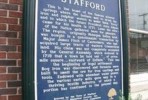 Stafford Springs CT - My Home Town / by Jean Martin