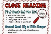 Reading and Language Arts / by Lisa Lewis