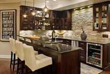 basement/family room / by Lisa Lewis