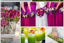 Wedding Themes / Palettes / Beautiful wedding themes and color palettes! / by Jennifer Smith