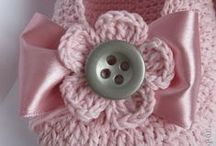 free crochet patterns & tutorials / by Crafty Moo