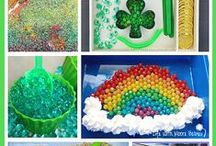 St Patrick's Day / by Shanda Fitte @ My Intentional Play