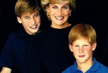 Diana and Boys  / by Liz Hundleby
