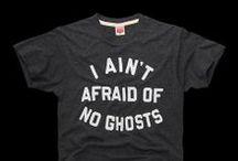T shirts / by OBJ Negra