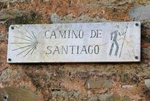 Santiago de Compostela  / Plans for my 500 mile walk within 5 years.  GOD WILLING! / by Cathy Anderson