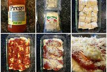 Recipes / by Ashley Mendez