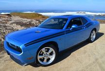 Cars I Love / Cars & Motorcycles - but mostly muscle cars with a Dodge bias : ) / by Rod Hodgson