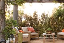 Outdoor living / by Holli Love
