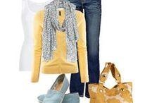 Casual fashion / by RunToTheFinish- Amanda Brooks