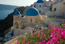 ✿*゚'゚・✿ Greece.... / ♥ HAPPY PINNING ♥ Karin & Joanna / by ~✿~  Karin D.~✿~