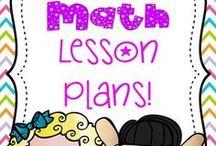 Education - Math / by Beth Scherer