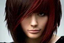Chop & Change  / Hair Re-Style Inspiration / by ukpanic77