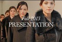 Fall 2013 Presentation / by Elie Tahari