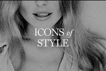 Icons Of Style / by Elie Tahari