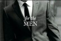 For The Men / by Elie Tahari