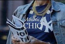 Athletic Chic / Who says that two have to be mutually exclusive? / by Elie Tahari