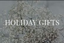 Holiday Gifts Ideas / Buy a chic present for your well dressed friend. Spoil a family member with an impressive gift for the holidays. If you're looking for the latest trends, you can buy them here / by Elie Tahari