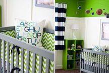 Boys room / Room ideas for nursery or toddler boy / by Perla 1