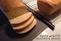 Bread Recipes / by Jennifer Rikard