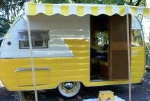 Camping Retro / by Jeff Thorpe