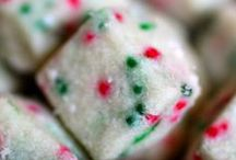 Recipes-  Christmas Cookies / by Jennifer Rikard