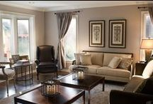 Living Room Ideas / Living Room Ideas, mostly neutral tones. / by Julia Bettencourt