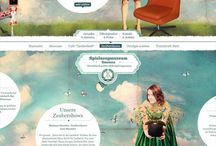 WEB DESIGN: I'D CLICK IT / by Dresden Plaid
