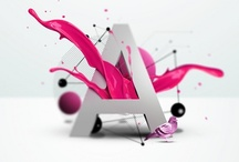 a is for / A's all about / by Amanda Martyn