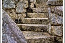 Stairs / by Pam Kozar