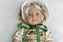 Ideas for the girls' AG dolls / by Jenelle Clark