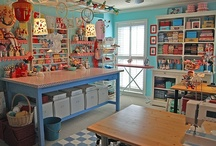 Display Ideas for a Small Store / by Lindsay