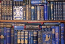 Books,Writers, Bookshelves,and more / by Judy O