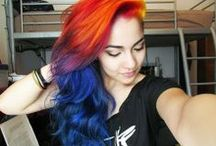 Hair Color!! / by Crystal Kent