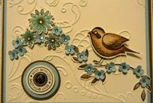 CARDS AND PAPER CRAFTS / by Theresa Turner