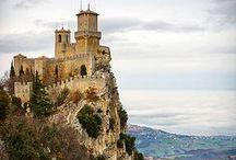 Castles / by Dr. Sue Molloy