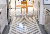 floors and flooring / by Janie Hammes