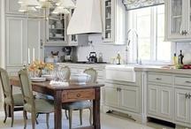 kitchen @ Hawk Hill / by Lindsay