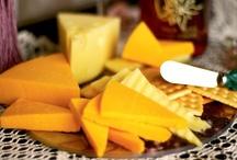 Cheese / by Patt Brittain