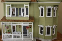 miniatures/dollhouse / by Theresa Turner