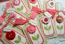 Craft - Tags, Bookmarks, Altered / by Connie Kahl