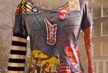 Refashion and Upcycle / refashioning, upcycling and repurposing ideas / by Pleinair47