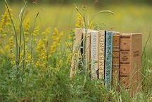Books! / by Julie Larpent